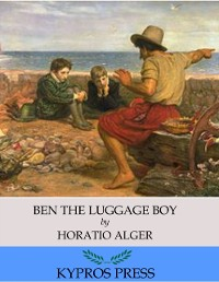 Cover Ben the Luggage Boy