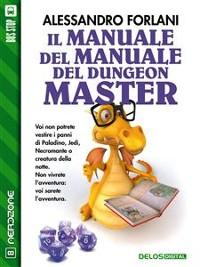 Cover Il Manuale del Manuale del Dungeon Master