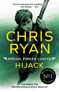 Cover Special Forces Cadets 5: Hijack