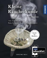 Cover KOSMOS ebooklet: Kleine Räucherkunde