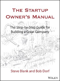 Cover The Startup Owner's Manual