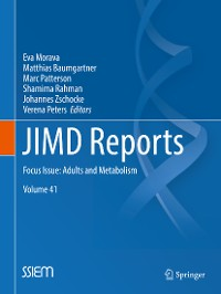 Cover JIMD Reports, Volume 41