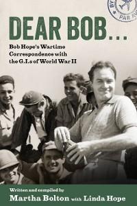 Cover Dear Bob . . .