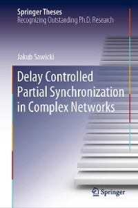Cover Delay Controlled Partial Synchronization in Complex Networks