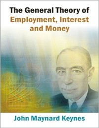 Cover General Theory of Employment, Interest and Money