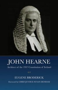 Cover John Hearne