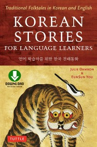 Cover Korean Stories For Language Learners