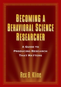 Cover Becoming a Behavioral Science Researcher