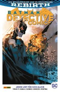 Cover Batman - Detective Comics, Band 5 (2. Serie) - Jeder lebt für sich allein
