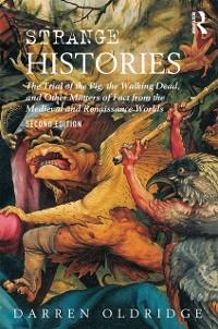 Cover Strange Histories
