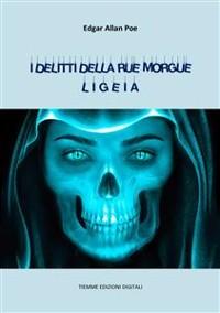 Cover I delitti della Rue Morgue. Ligeia