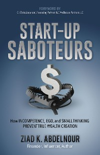 Cover Start-Up Saboteurs