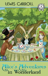 Cover Alice's Adventures in Wonderland