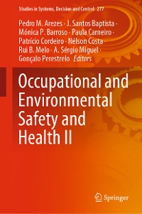 Cover Occupational and Environmental Safety and Health II