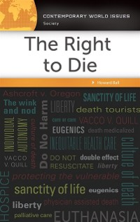 Cover Right to Die: A Reference Handbook