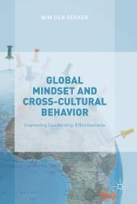 Cover Global Mindset and Cross-Cultural Behavior