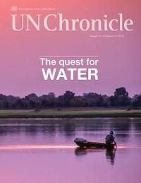 Cover UN Chronicle Vol.LV No.1 2018