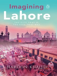 Cover Imagining Lahore