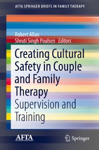 Cover Creating Cultural Safety in Couple and Family Therapy