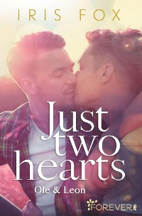 Cover Just two hearts
