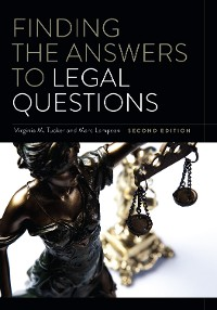 Cover Finding the Answers to Legal Questions