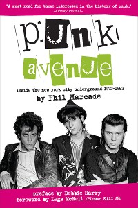 Cover Punk Avenue