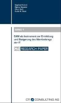 Cover EAM als Instrument zur Ermittlung und Steigerung des Wertbeitrags der IT