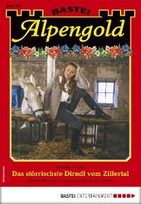 Cover Alpengold 296 - Heimatroman