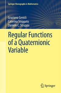 Cover Regular Functions of a Quaternionic Variable