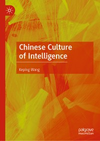 Cover Chinese Culture of Intelligence