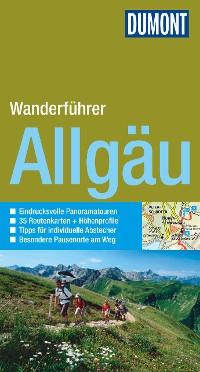 Cover DuMont Wanderführer Allgäu