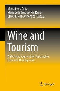 Cover Wine and Tourism