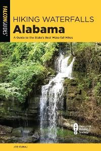 Cover Hiking Waterfalls Alabama