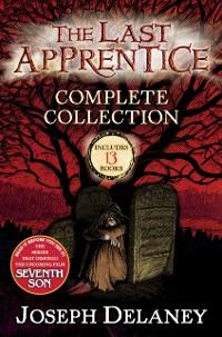 Cover Last Apprentice Complete Collection