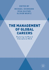 Cover The Management of Global Careers