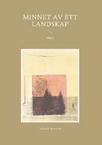 Cover Minnet av ett landskap