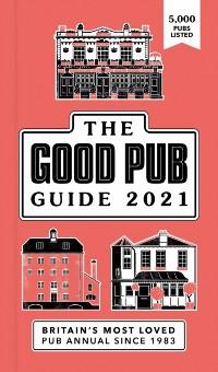 Cover Good Pub Guide 2021