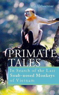 Cover Primate Tales