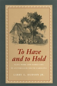 Cover To Have and to Hold