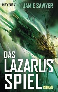 Cover Das Lazarus-Spiel