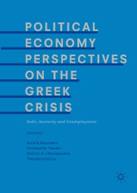 Cover Political Economy Perspectives on the Greek Crisis