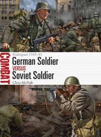 Cover German Soldier vs Soviet Soldier