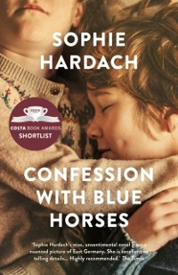 Cover Confession with Blue Horses