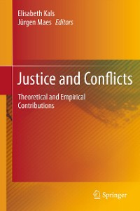 Cover Justice and Conflicts
