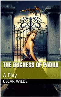 Cover The Duchess of Padua