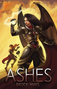 Cover Ashes: Book Two of the Ascension Saga