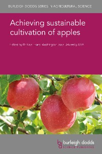 Cover Achieving sustainable cultivation of apples