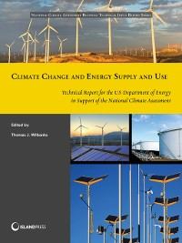Cover Climate Change and Energy Supply and Use
