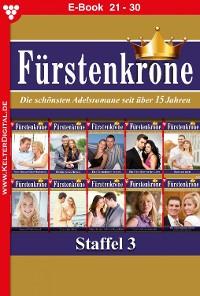 Cover Fürstenkrone Staffel 3 – Adelsroman