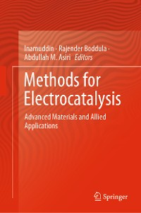 Cover Methods for Electrocatalysis